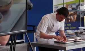 Gran's baking inspires famous patissier