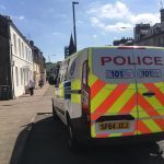 "Bomb scare as ""suspicious package"" left near Post Office"