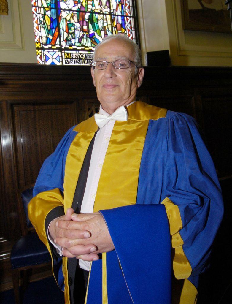 Sir Alfred Cuschieri