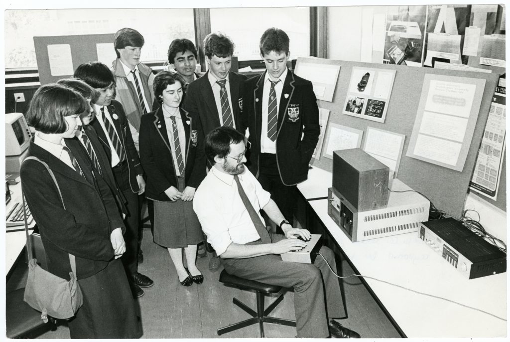 UoD Microcomputer Centre, 1986