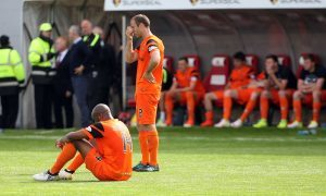 "VIDEO: Fan's views of Dundee United's ""disappointing"" play-off loss"