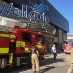 Firefighters descend on busy Dundee shopping centre