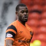 Dundee United's new cult hero Wato Kuate believes he has world at his feet