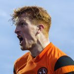 Dundee United star man Simon Murray determined to exorcise ghost of relegation