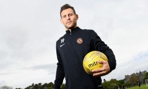 23/05/17   ST ANDREWS  Dundee United's Tony Andreu looks ahead to his side's Ladbrokes Premiership play-off first leg against Hamilton