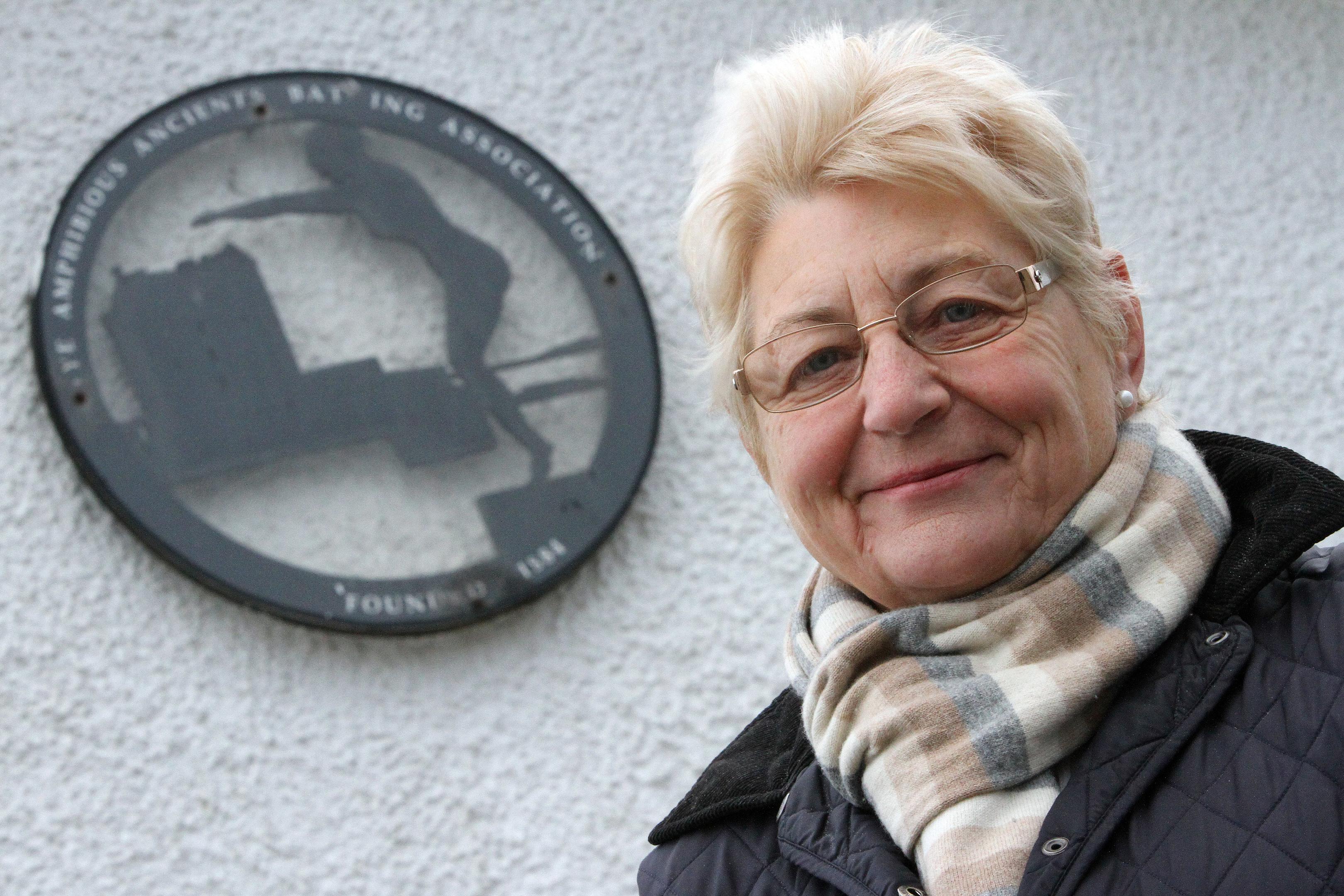 Joyce McIntosh.