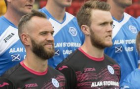 Zander Clark feared he would have to leave St Johnstone to be a top flight regular