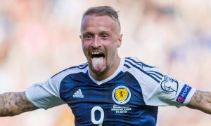 Leigh Griffiths leads six-strong Celtic contingent for Scotland's World Cup double-header