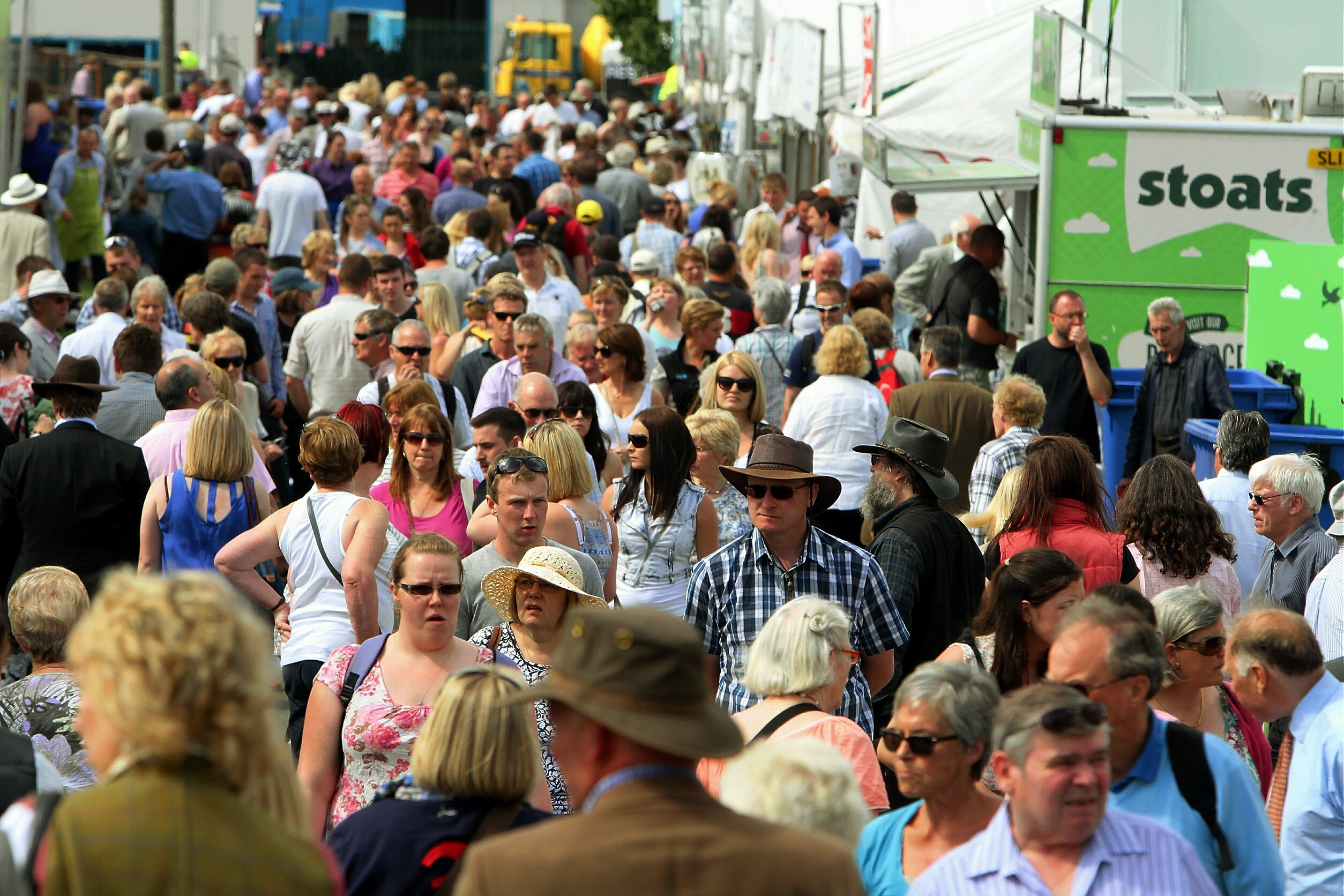 Keeping visitors safe is a priority for the Highland Show organisers