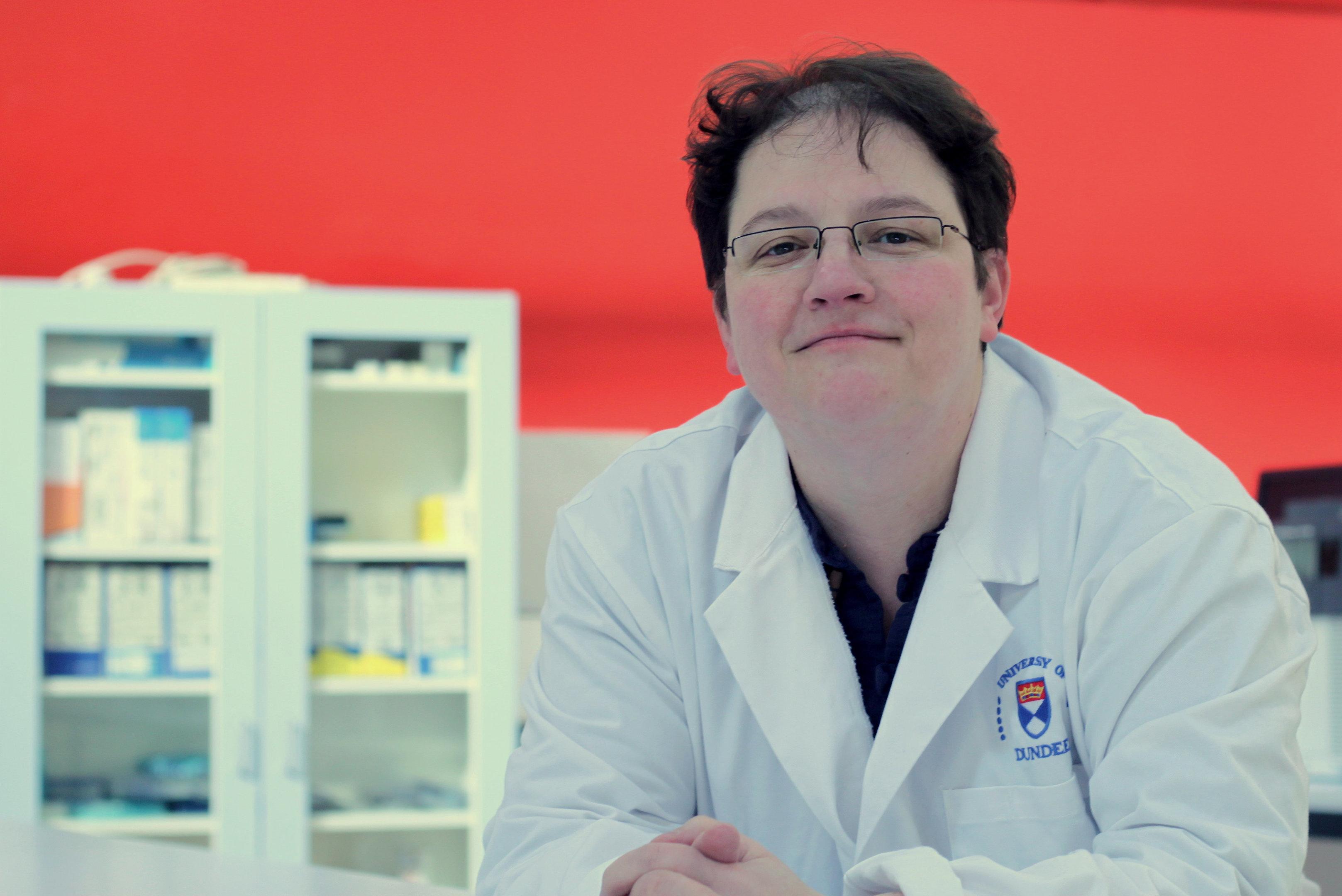 Professor Niamh Nic Daeid
