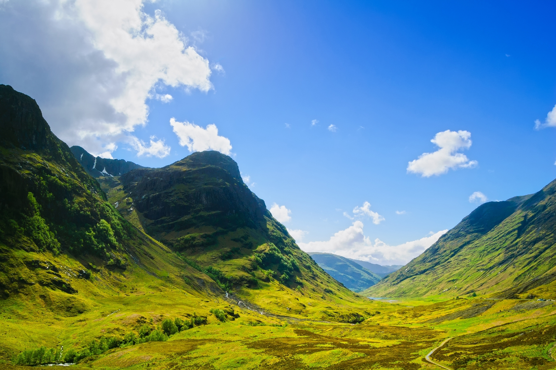 Glencoe features in the Harry Potter films