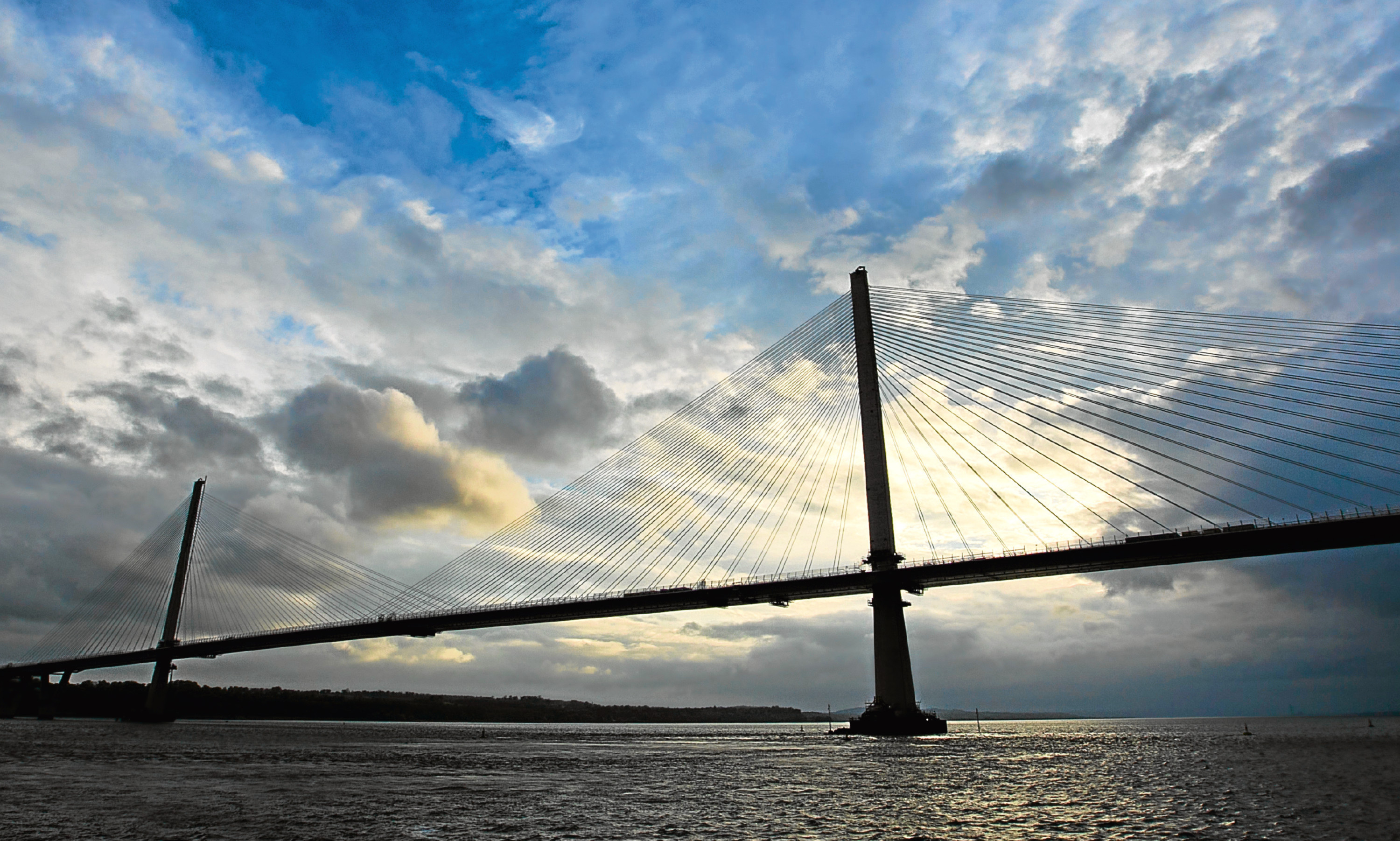 The bridge will bring a boost to Fife