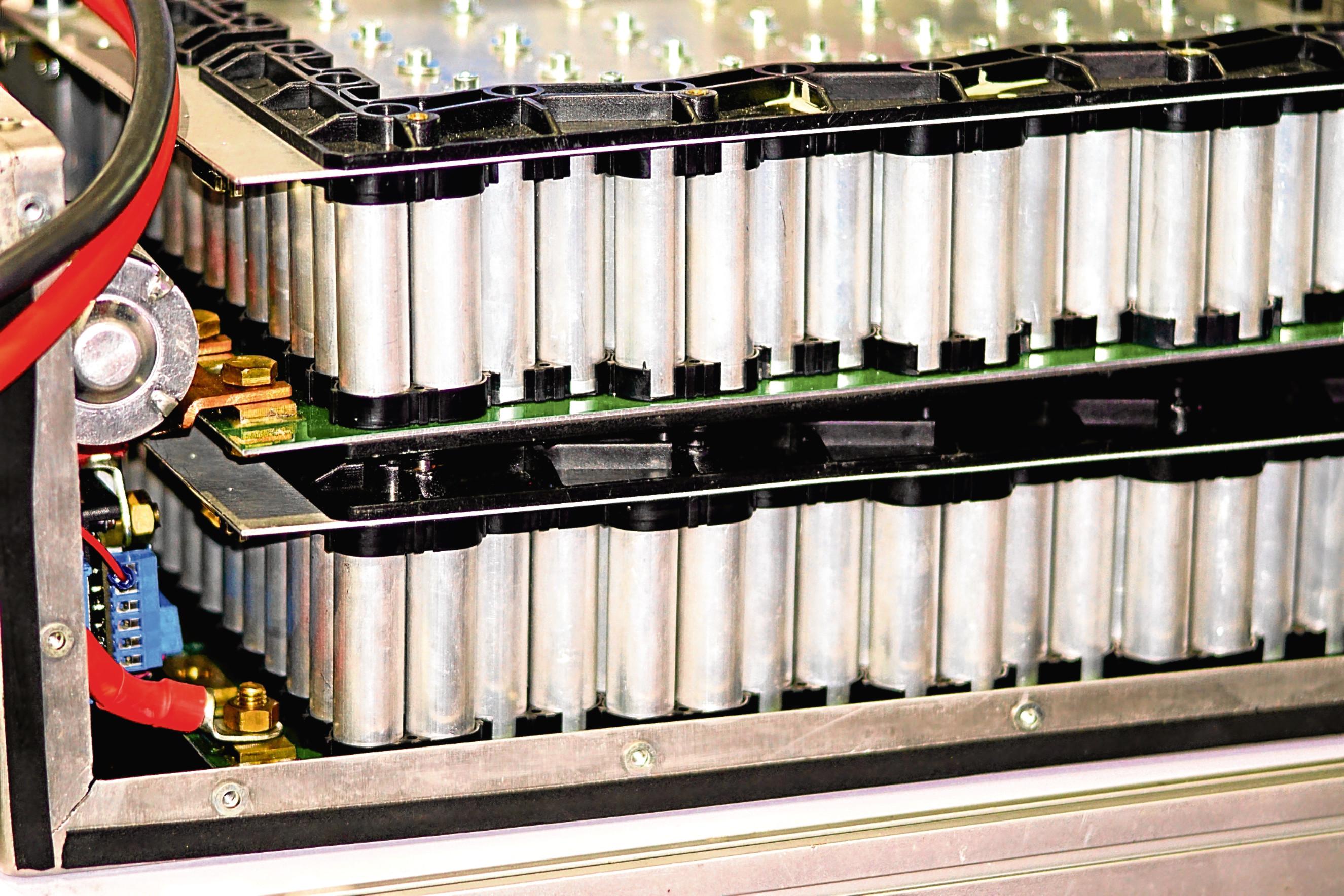 hybrid Electric battery