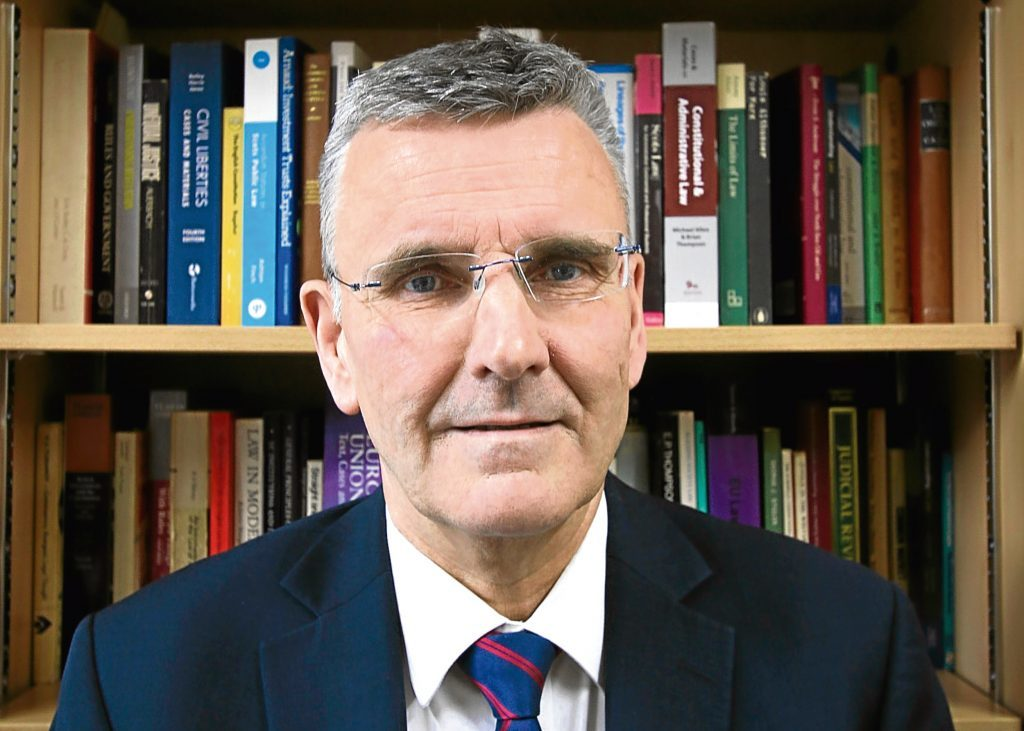 Professor Alan Page