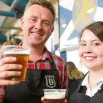 Dundee FC beer festival pulls in the crowds