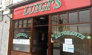 Dunfermline pizzeria Luigi's closes its doors amid landlord court row
