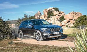 Looks to deceive in new BMW X3