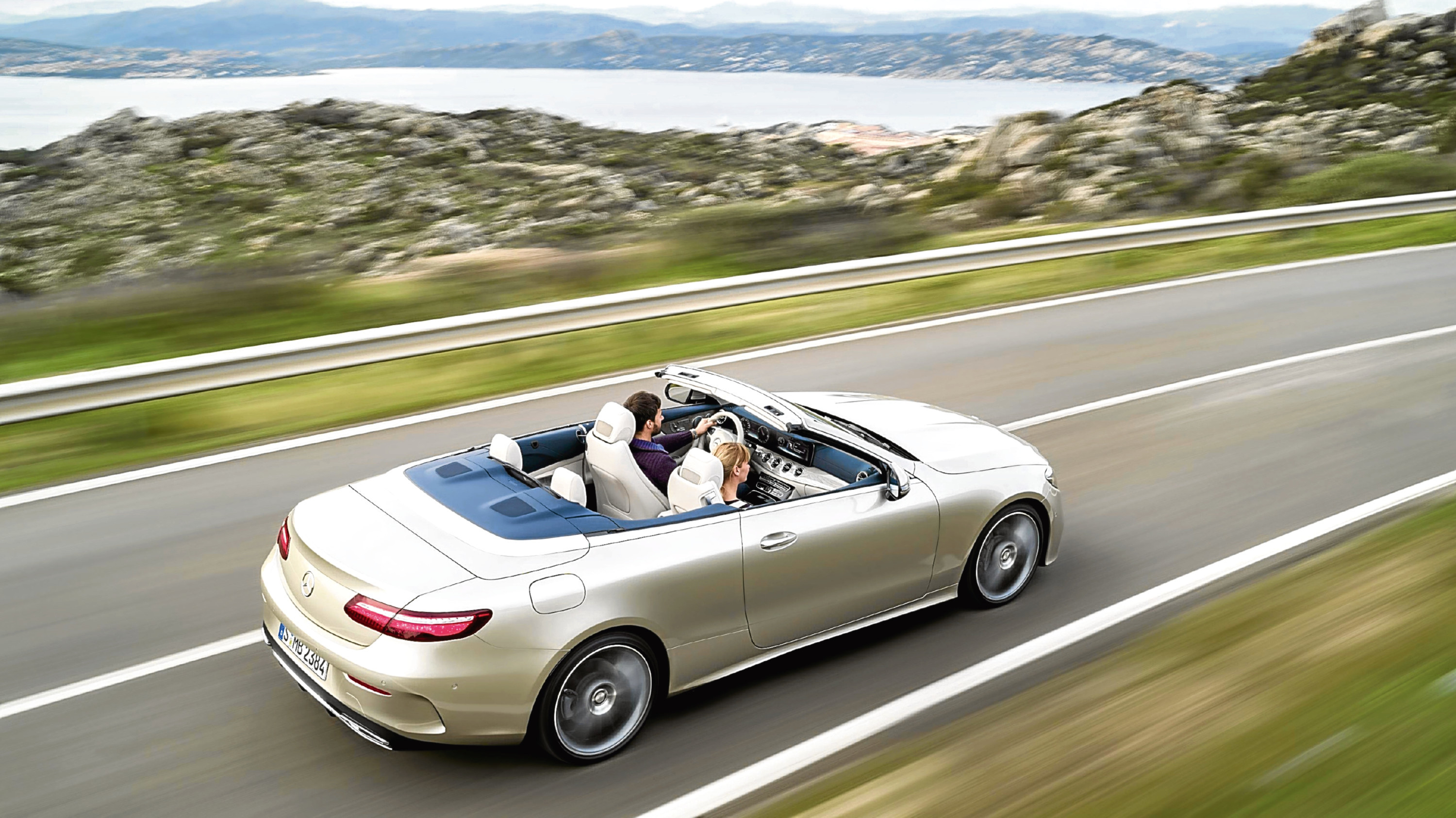 Undated Handout Photo. The Mercedes E-Class line-up is bolstered with All-Terrain and Cabriolet models. See PA Feature MOTORING News. Picture credit should read: PA Photo/Handout. WARNING: This picture must only be used to accompany PA Feature MOTORING News.