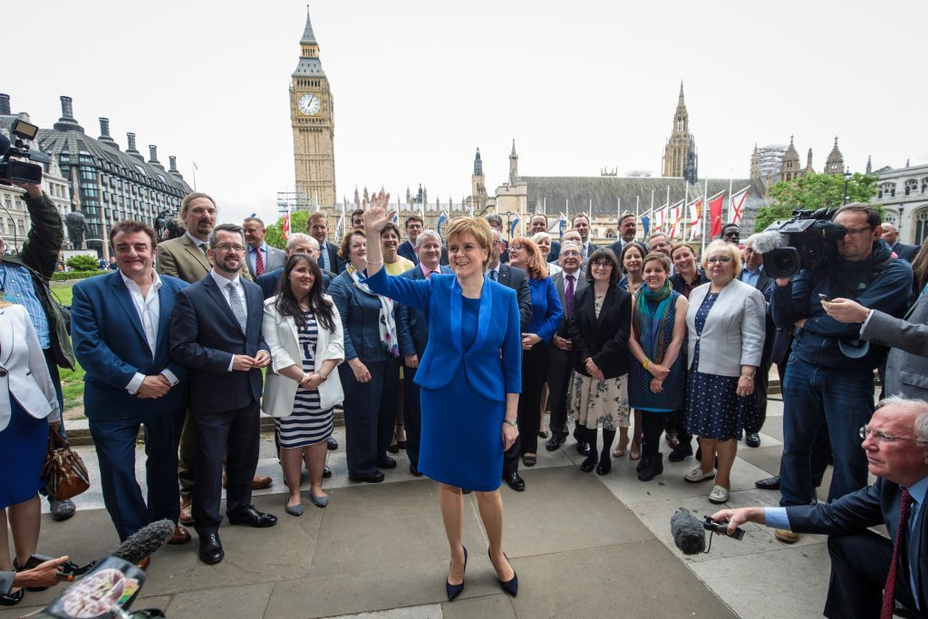 SNP to announce new Westminster leader