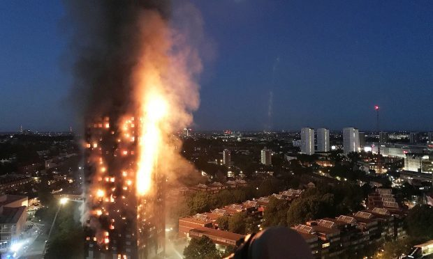 London Fire Brigade warns Grenfell Tower inferno investigation could take YEARS