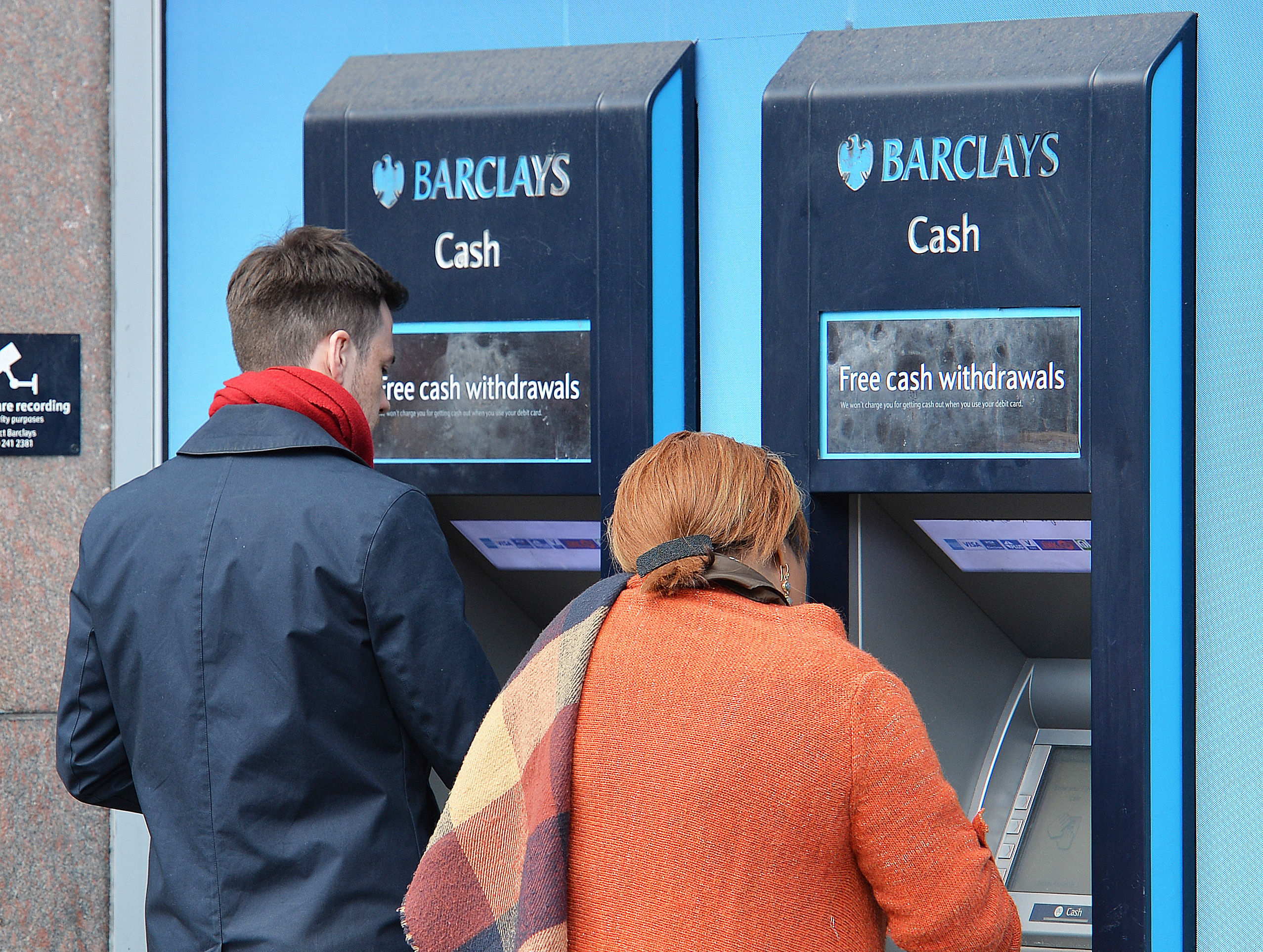 There are too many cash machines for current usage of physical currency, says LINK.