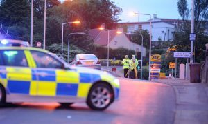 "Girl hit by car in Kennoway now in ""critical"" condition in hospital"