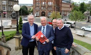 "Dundee United Supporters' Foundation ""on right path"" after successful launch"