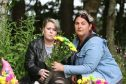 Three mums have slammed the conditions within  Birkhill Cemetery