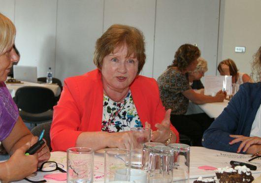 Maureen Watt