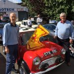 Forfar Rotary Strathmore car tour another classic