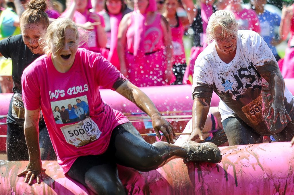 Race for Life, Dundee.