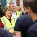 Nicola Sturgeon backs second general election to 'see the Tories out of office'