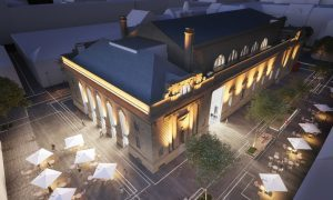 Architect group 'disappointed' by how Perth City Hall project winner was chosen