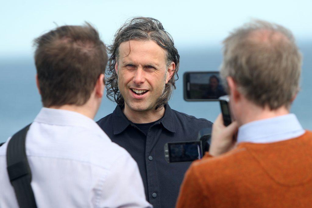 Director Martin Smith