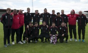 GALLERY: Arbroath FC thanks the fans with championship day