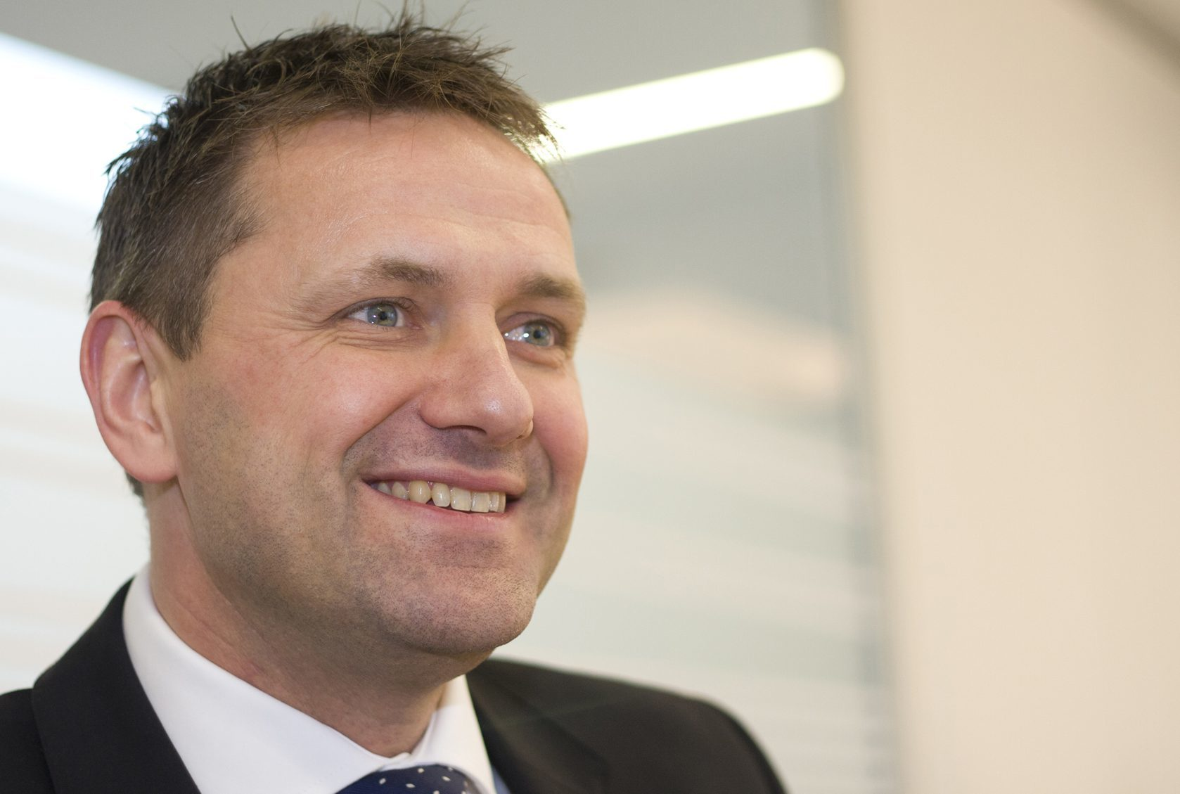Alliance Trust Savings chief executive Patrick Mill