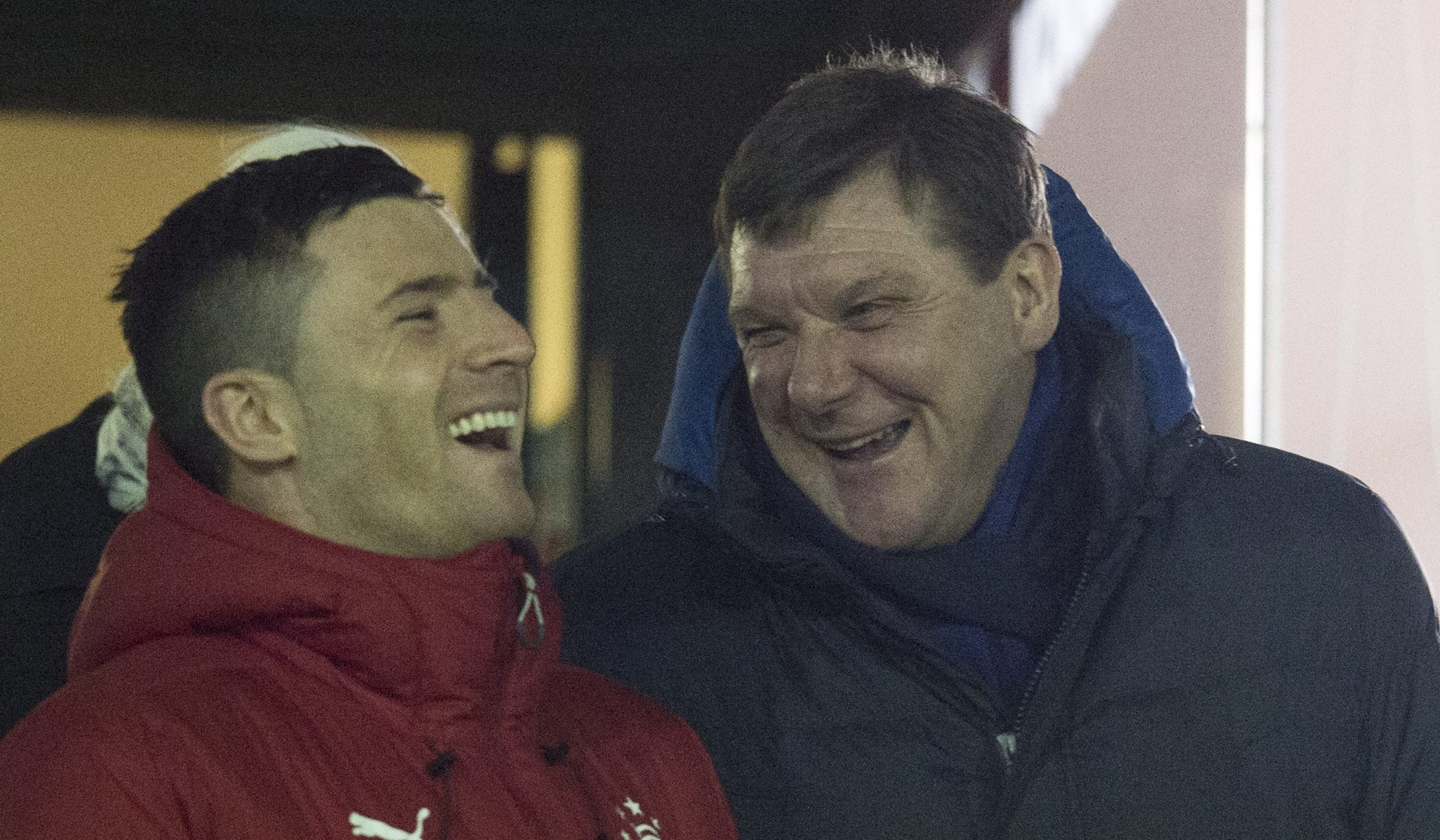 Will Michael O'Halloran and Tommy Wright be reunited at McDiarmid Park?