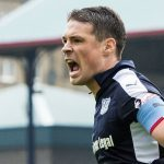 Latest injury blow sees Dundee lose captain Darren O'Dea for three weeks