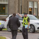 Four masked and armed men carried out Gleneagles Hotel robbery