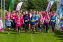 Race For Life in Kirkcaldy gets off to a great start at Beveridge Park.