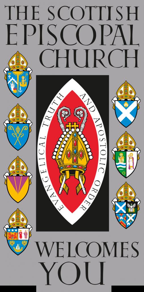 Scottish Episcopal Church sign