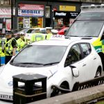 Driver charged after taxi accident in Nethergate