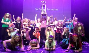 Perth pupils become Scotland's primary school Glee champions