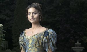 Queen Victoria television drama filmed in Perthshire
