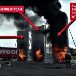 VIDEO: Fife Council says this fire trial footage proves cladding used in local multis is safe