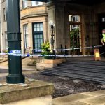 Helicopter called in to assist police following Gleneagles Hotel armed robbery