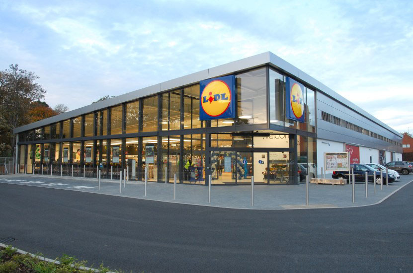 Lidl is on its way to the Kingsway.