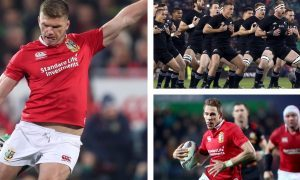 British and Irish Lions vs All Blacks: Man to man, everything you need to know