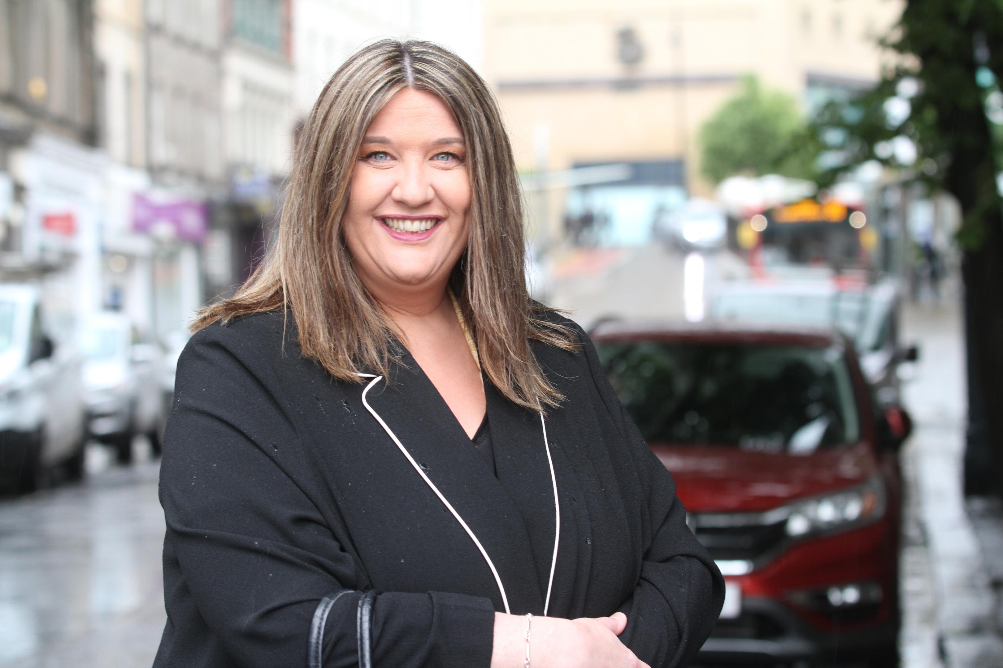 Dundee City Council's city centre manager Sarah Craig.