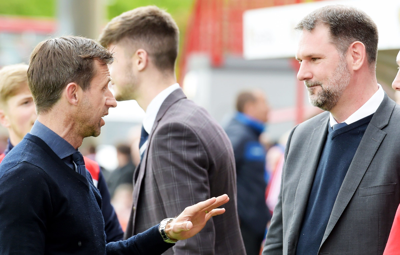 Neil McCann, left, and John Nelms.